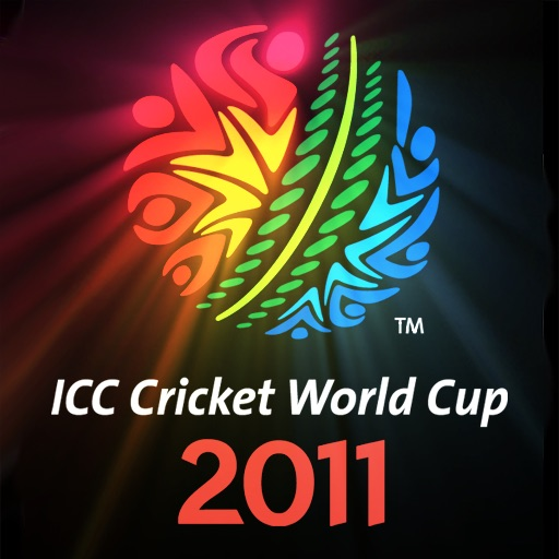 ICC Cricket World Cup 2011 (Official game) icon
