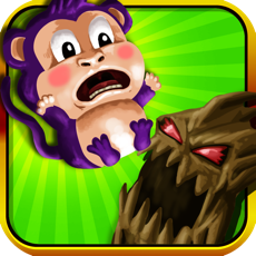 Activities of Monkey Babies Free Fall - Catch the Falling Monkeys Game