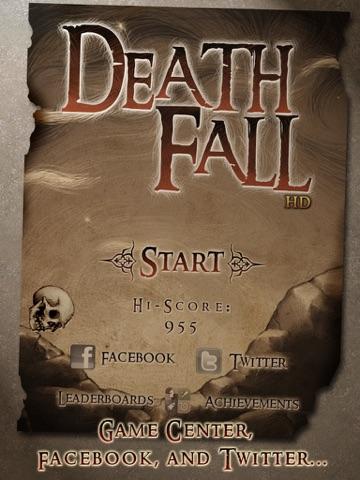 Screenshot #4 for DeathFall HD