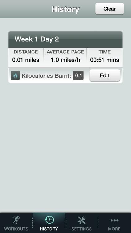 10K Fitness Trainer Free - Run for American Heart screenshot-4