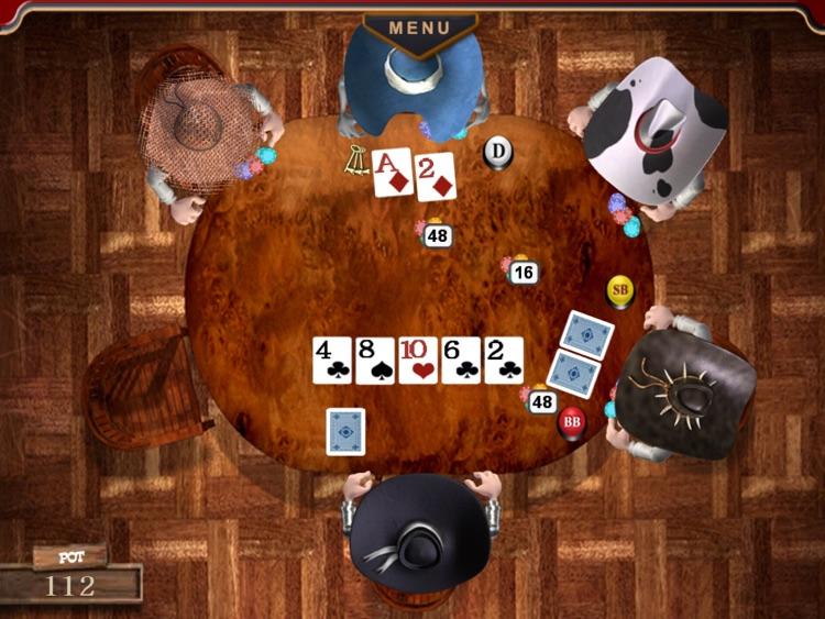 Governor of Poker HD LITE screenshot-3