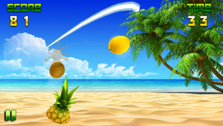 Beach & Fruit screenshot-3