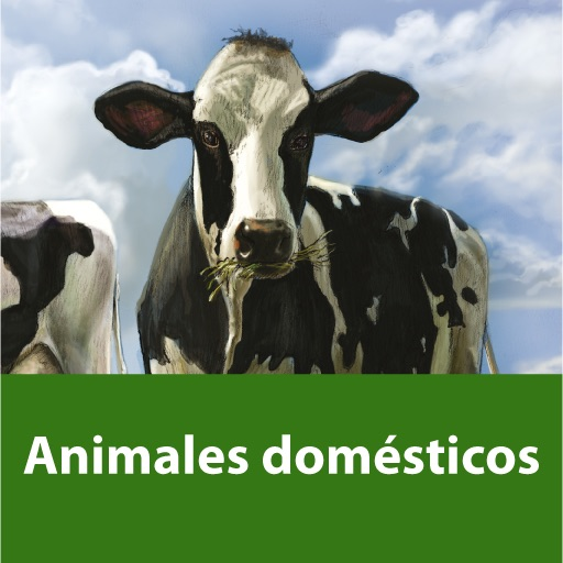 Domestic and farm animals. Visual Encyclopaedia of Questions icon