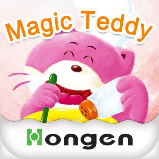 Magic Teddy English for Kids -- Kitty's Soup