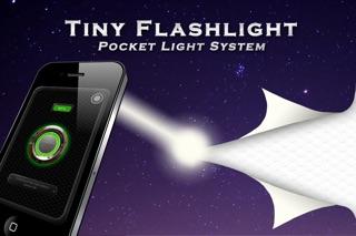 Flashlight - Tiny Flashlight Screenshot 1
