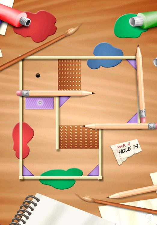 Mini Touch Golf screenshot-4