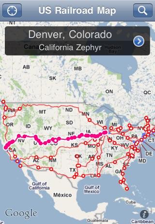 US Railroad Map-0