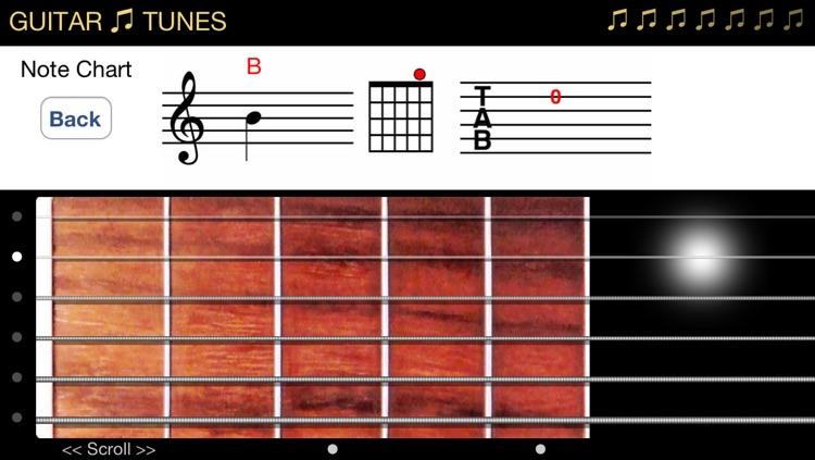 Guitar Tunes screenshot-3