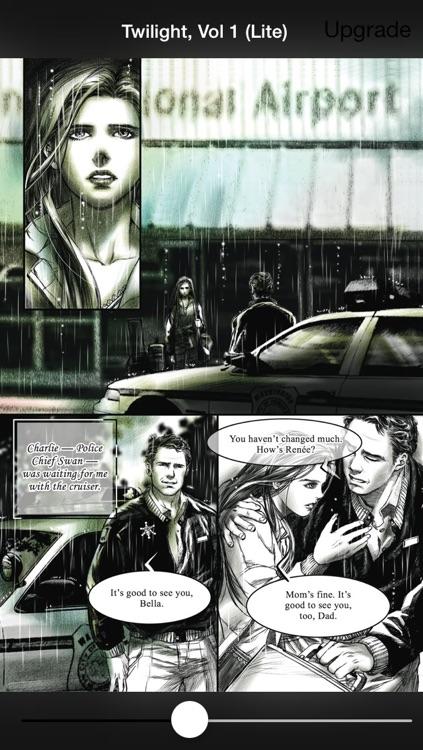 Twilight, The Graphic Novel, Lite, Volume 1 screenshot-4