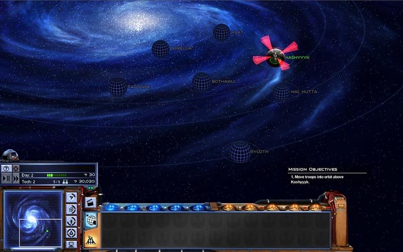 Screenshot #1 for Star Wars®: Empire At War