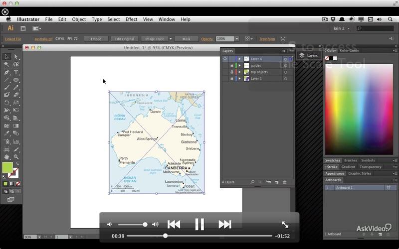 AV For Illustrator CS6 скриншот программы 5