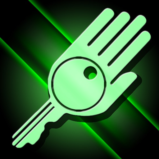 Palmprint Security Scanner icon