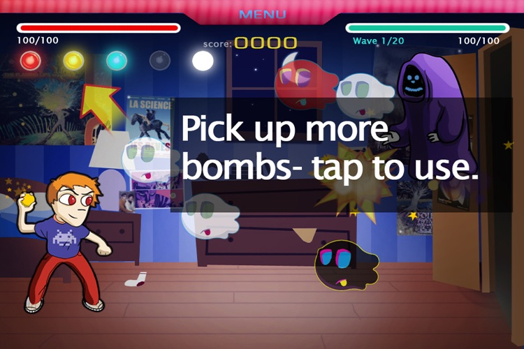Spook Boy: Monsters, ghouls and ghosts screenshot-3
