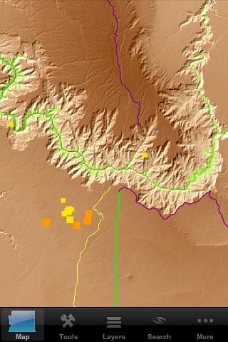 Geograph AZ screenshot-4