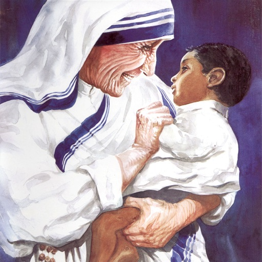 Mother Teresa Comic Book