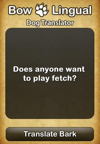BowLingual Dog Translator (FREE) screenshot-3