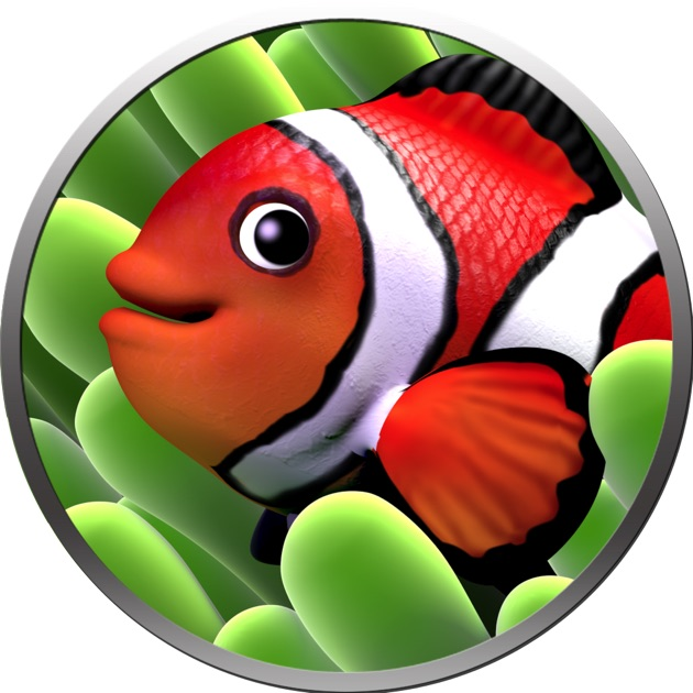 在 Mac App Store 上的「Aquarium Screensaver」
