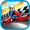 3Dゴーカート·レーシングの狂気によってストリートドライビング無料十代の若者たちのシミュレータゲームをエスケープ