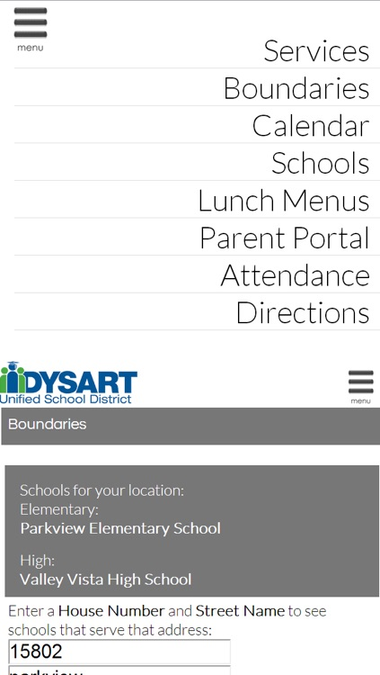 Dysart Unified Profile by Dysart Unified School District #89