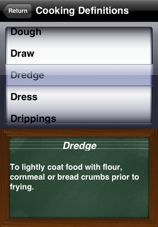 Smart Chef Cooking Definitions screenshot-4
