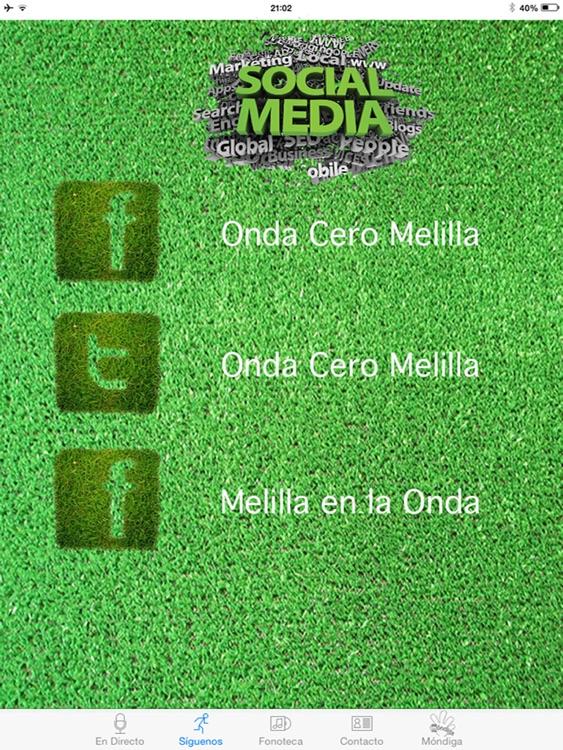Onda Cero en Melilla HD