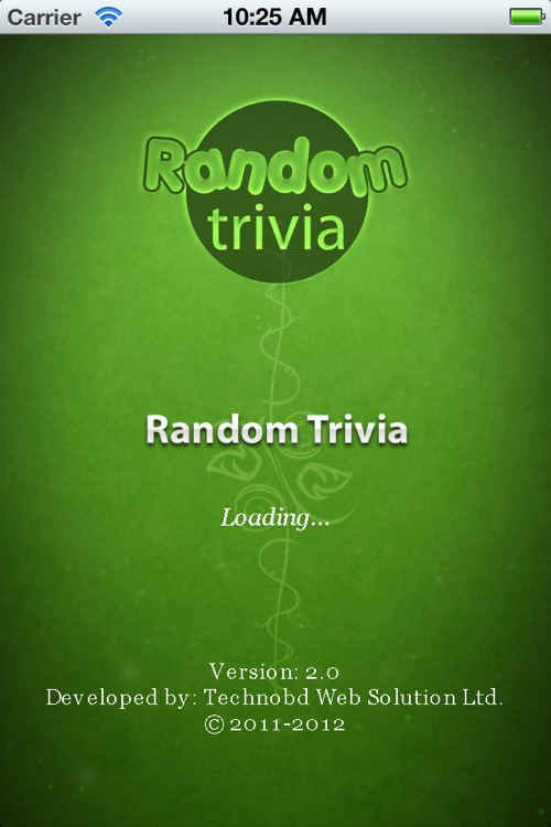 Random Trivia screenshot-0