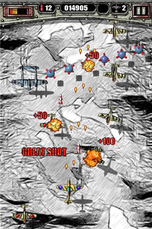 Doodle Arcade Shooter screenshot-3