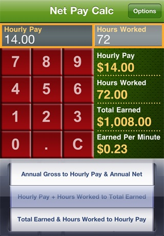 Net Pay Salary Calculator screenshot-3