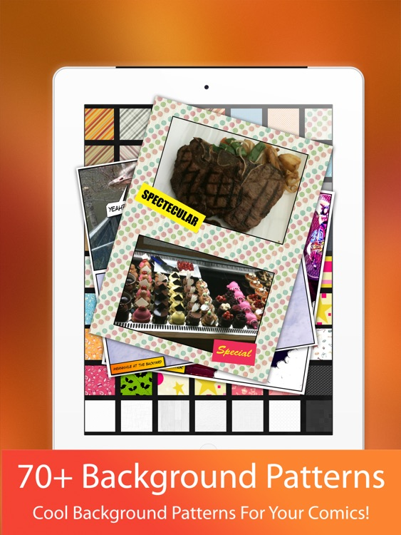 PhotoComic for iPad screenshot-4