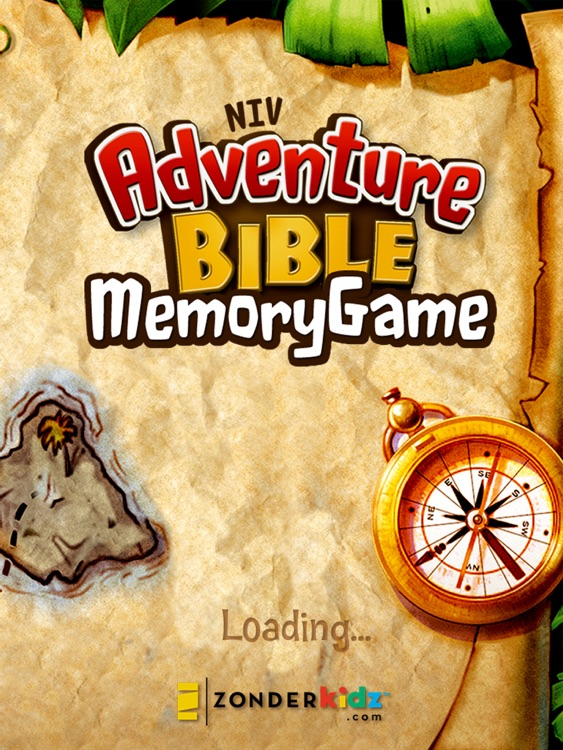 Adventure Bible Memory HD screenshot-4