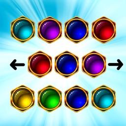Jewel Quest: Atlantis Star, Color Lines 98