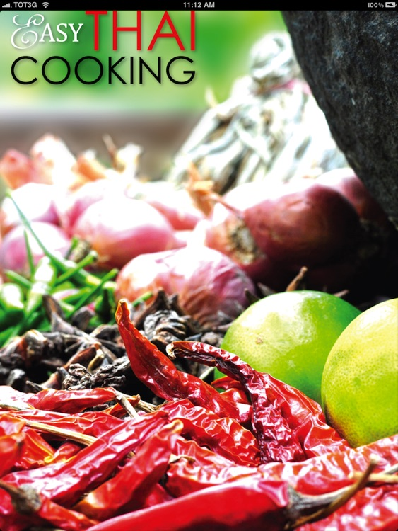 Thai Cooking for iPad screenshot-4
