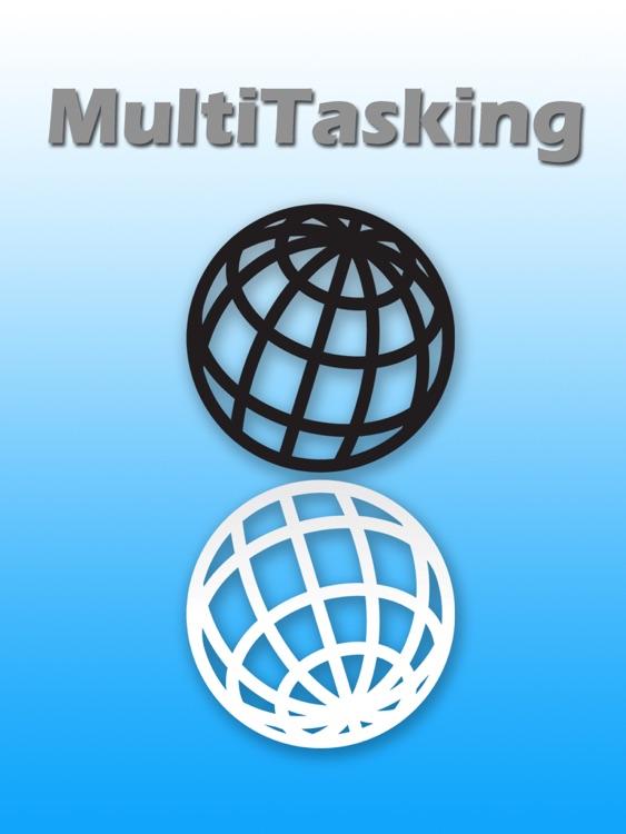 Multitasking for iPad screenshot-4