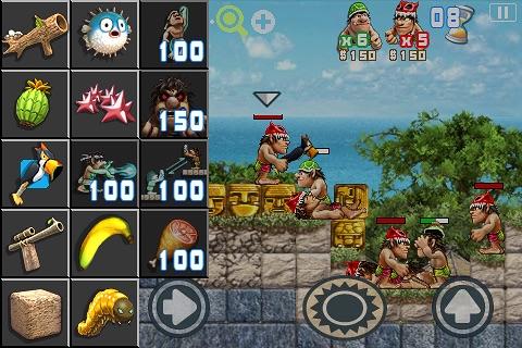 Stone Wars screenshot-3