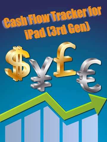 Screenshot #6 pour Cash Flow Tracker for iPad(3rd Gen)