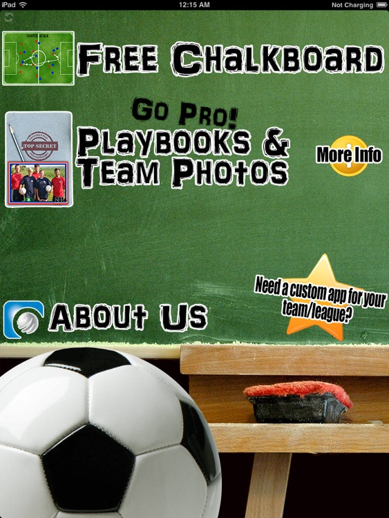 Soccer Coach Playbook