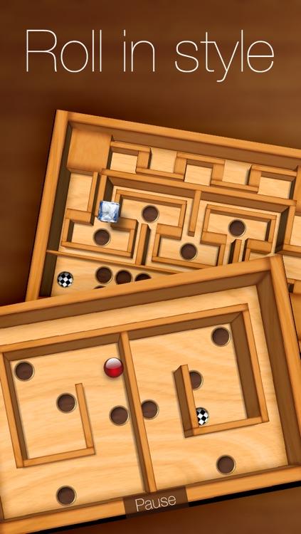 Wooden Labyrinth 3D