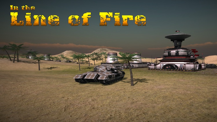 In the Line of Fire screenshot-3