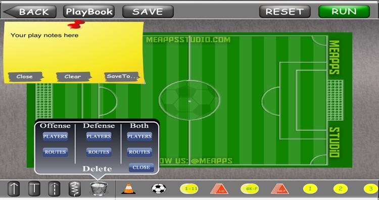 CoachMe™ Soccer Edition Pro screenshot-3