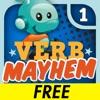 Verb Mayhem HD Level 1 FREE