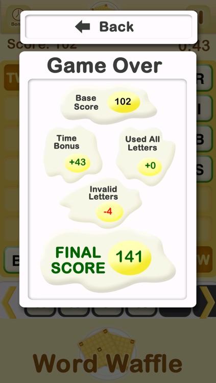 Word Waffle screenshot-3