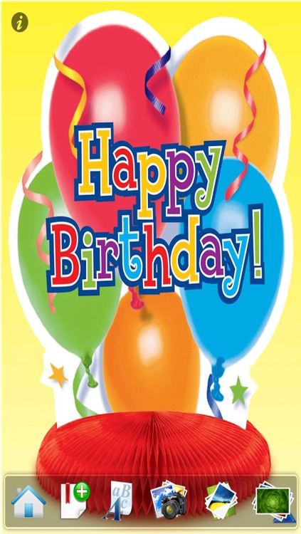 Make Birthday Greeting Cards. Free screenshot-3
