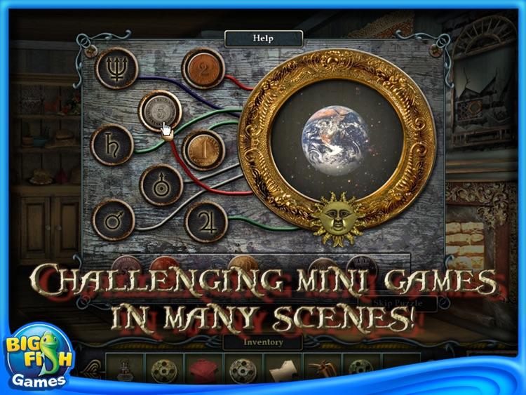 Mystic Diary: Haunted Island HD screenshot-4