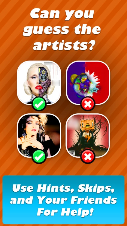 QuizCraze Music - a pop icon song quiz!