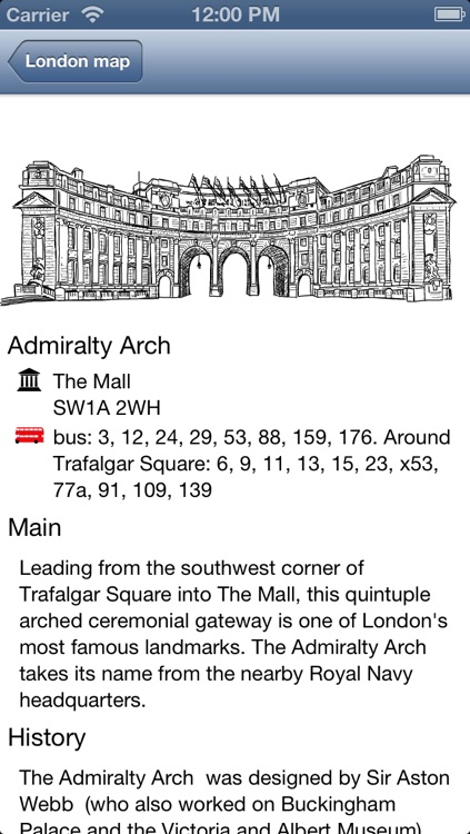 London Map Guide screenshot-3
