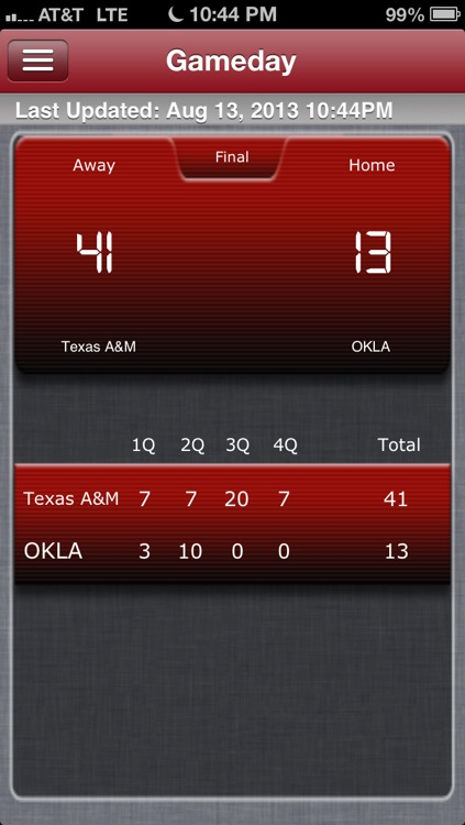 Oklahoma Football Live screenshot-4