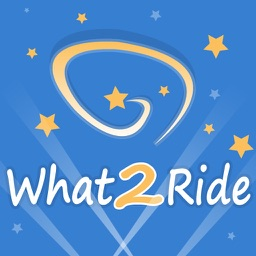 WDW What-2-Ride Walt Disney World Edition
