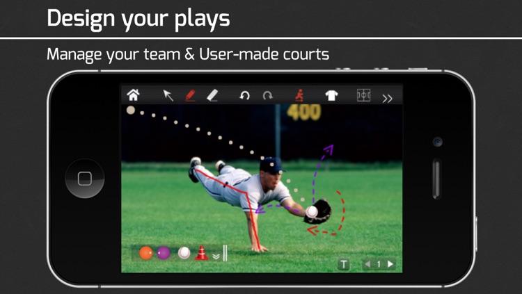 CoachNote Soccer & Futsal : Sports Coach's Interactive Whiteboard screenshot-3