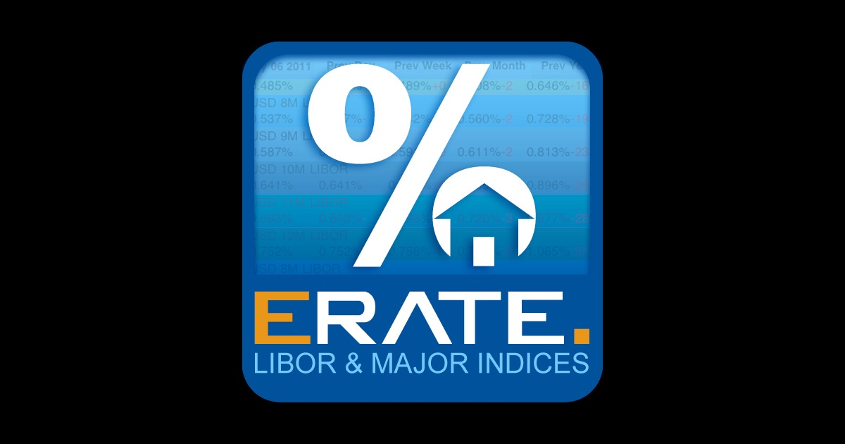 Libor rates on the app store
