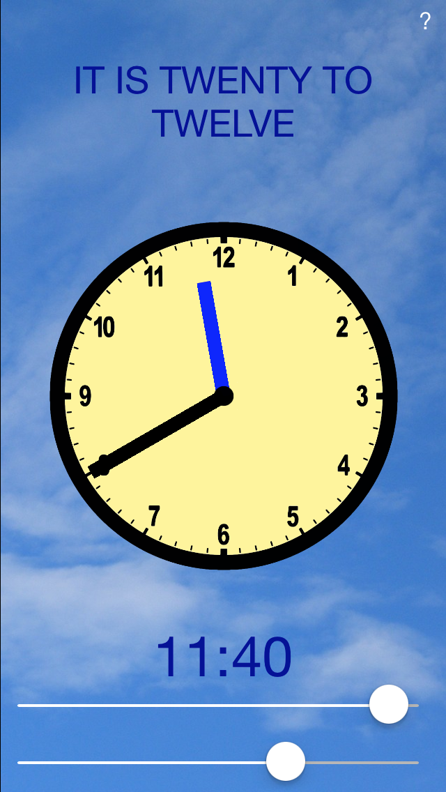 KidTime – Learning Time Clock 2